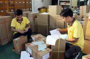 Dịch vụ gửi hàng đi Đức qua bưu điện tại VIETTRANSFT